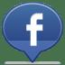 Social-balloon-facebook icon