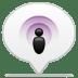 Social-balloon-friends icon
