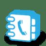 Address-book icon