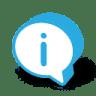 Button-bubble-info icon