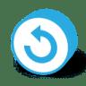 Button-round-start icon