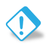 Button-square-warning icon