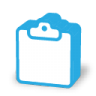 Edit-clipboard icon