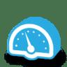 Speed-test icon
