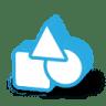 Triangle-circle-square icon