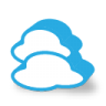 Weather-clouds icon