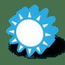 Weather-sun icon