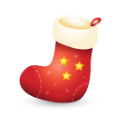 Xmas-stocking icon