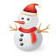 http://icons.iconarchive.com/icons/double-j-design/xmas-festives/64/snowman-icon.png
