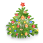 http://icons.iconarchive.com/icons/double-j-design/xmas-festives/64/xmas-tree-icon.png