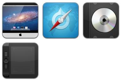 iCrea Icons