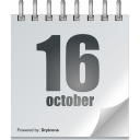 calendar date icon