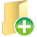 folder add icon