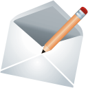 mail edit icon