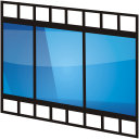 Movie track icon