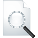 Page search icon