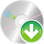 Cd-down icon