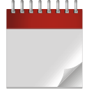 Calendar background icon