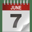 calendar date icon