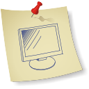 computer monitor icon