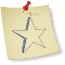http://icons.iconarchive.com/icons/dryicons/sketchy-paper/128/favorite-icon.png
