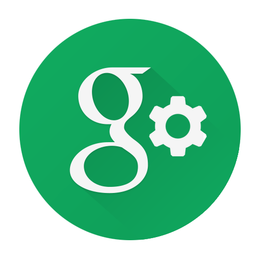 Google-Settings icon