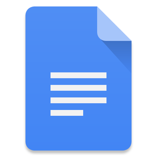 Docs Icon | Android Lollipop Iconset | dtafalonso