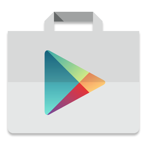 Play Store Icon Android Lollipop Iconset Dtafalonso: play app