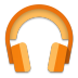 Headphones-Play-Music icon