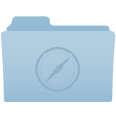 Folder-Safari icon