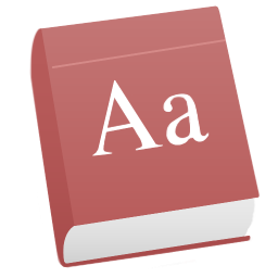 Dictionary icon