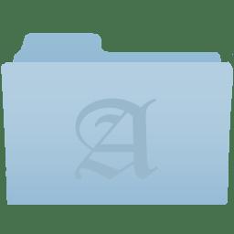 Folder Dtaf Alonso icon