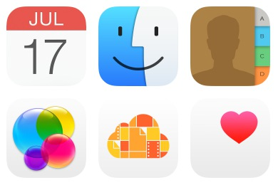 IOS 8 Iconset 24 Icons