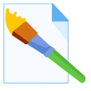 ModernXP 32 Filetype Paint icon