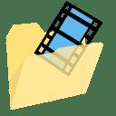 ModernXP 66 Folder Movies icon