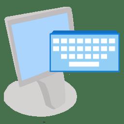 ModernXP 09 Keyboard icon
