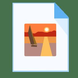 ModernXP 27 Filetype Image icon