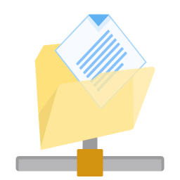 ModernXP 37 Network Share Documents icon