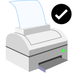 ModernXP 44 Printer Ok icon
