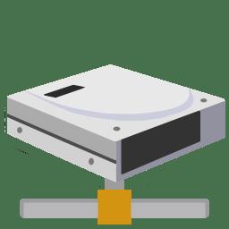 ModernXP 45 Network Drive icon