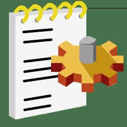 ModernXP 48 Text Settings icon