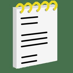 ModernXP 67 Note icon