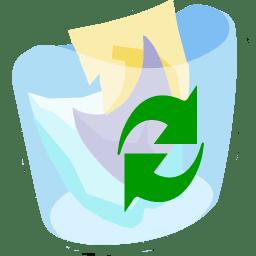 ModernXP 76 Trash Full icon