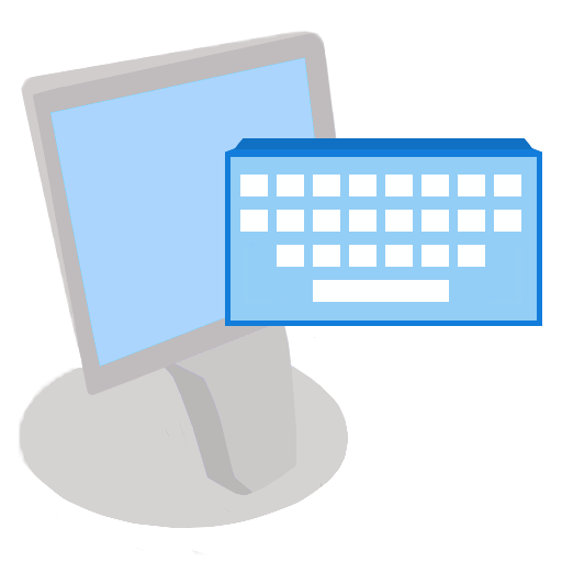 ModernXP-09-Keyboard icon