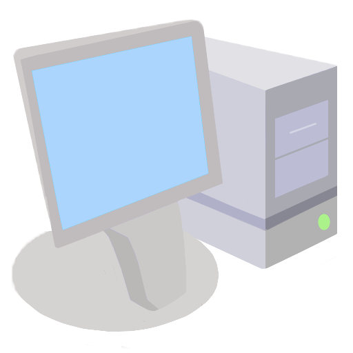 ModernXP-10-Workstation-Computer icon