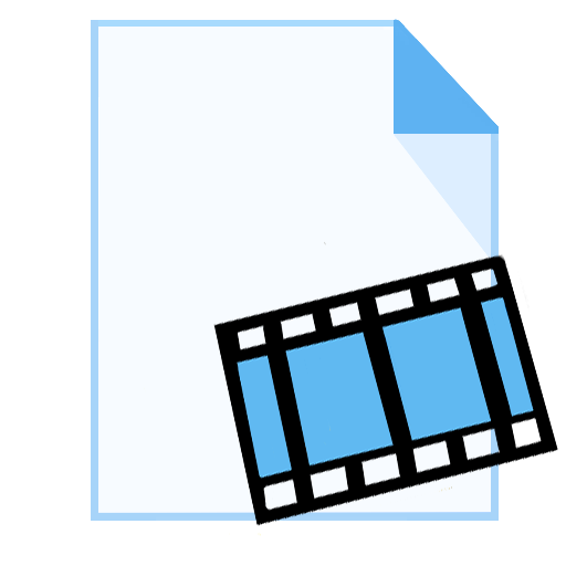 ModernXP 18 Filetype Movie icon