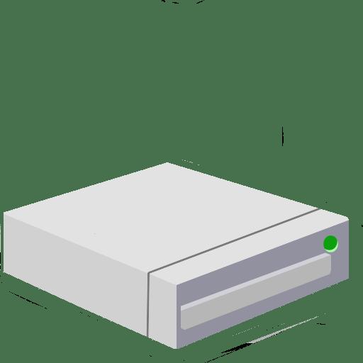 ModernXP-19-Drive icon