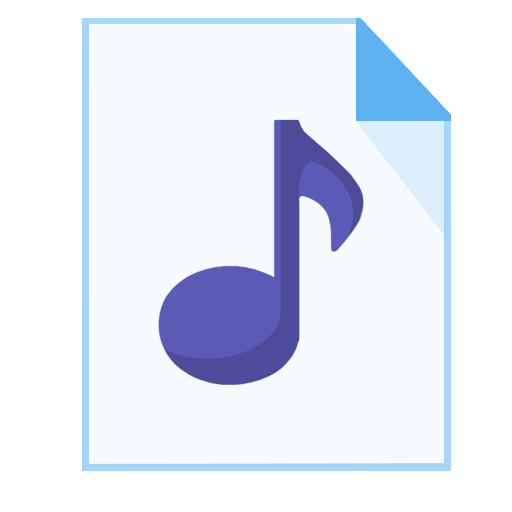 ModernXP-24-Filetype-mp-3 icon