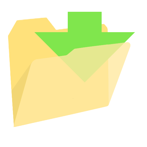 ModernXP-25-Folder-Download icon