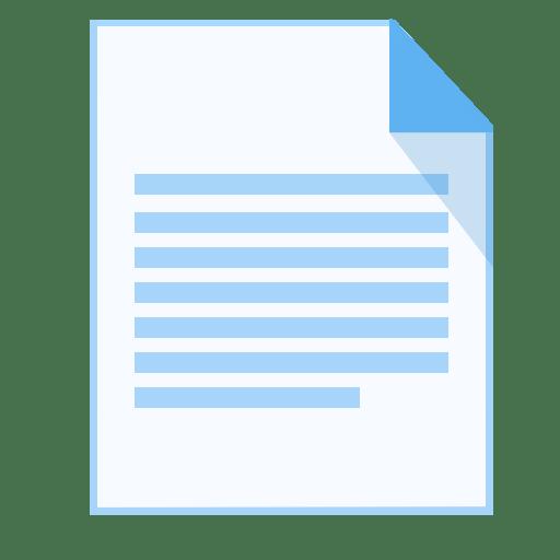 ModernXP-30-Filetype-Text icon